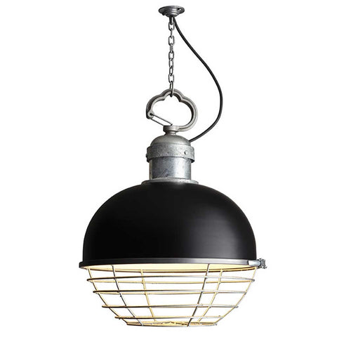Oceanic Black Pendant Light by Davey Lighting