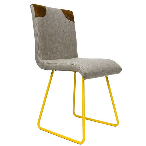 Lola Yellow Chair