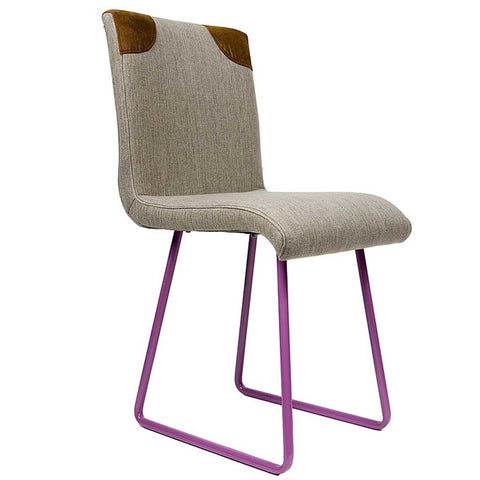 Lola Purple Chair