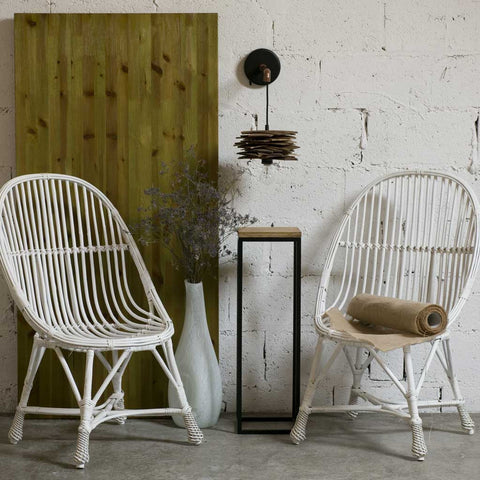 White Willow Chair
