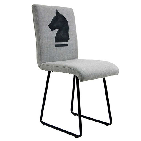 Black Polo | Chesshorse Chair