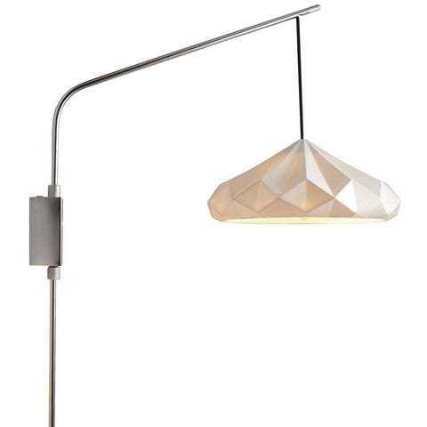 Hatton 4 Bone China Wall Light by Original BTC