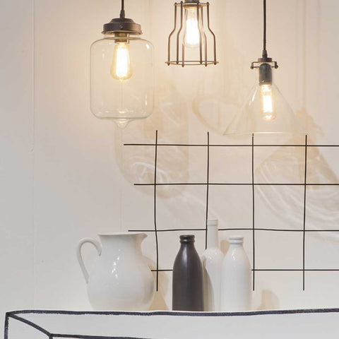 Kiev Glass Pendant Light