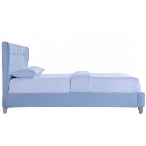 Sky Blue Kensington Bed Frame