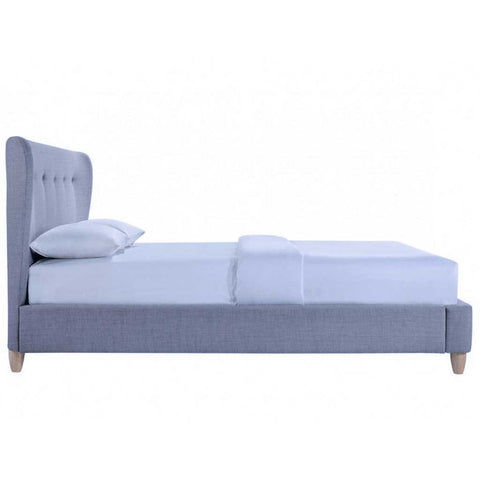Grey Kensington Bed Frame