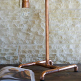 Julia Lamp2 |  Table Lamp | Copper Pipe