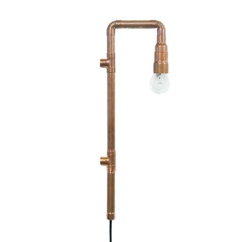 Julia wall |  Wall Lamp | Copper Pipe