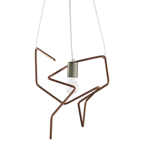 CopPipe2 | Pendant Light | Copper Pipe