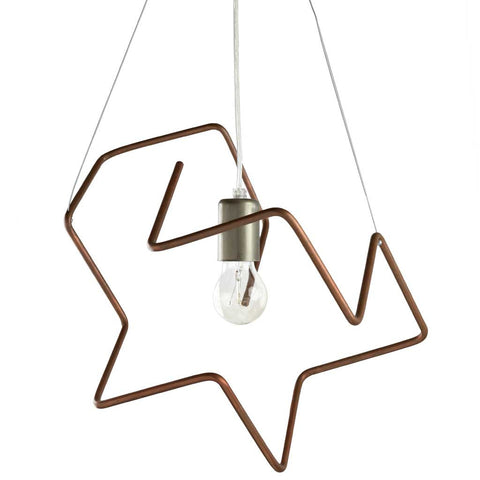 CopPipe | Pendant Light | Copper Pipe