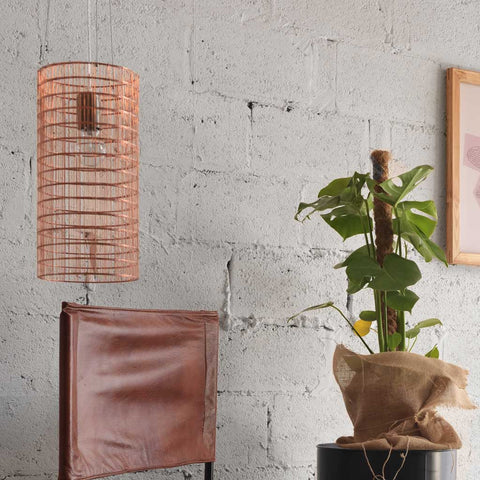 CopMesh | Pendant Light | Copper Mesh