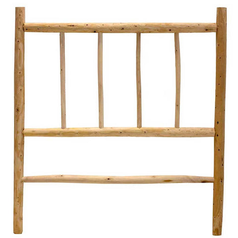 Gatteo Juniper Wood Single Headboard