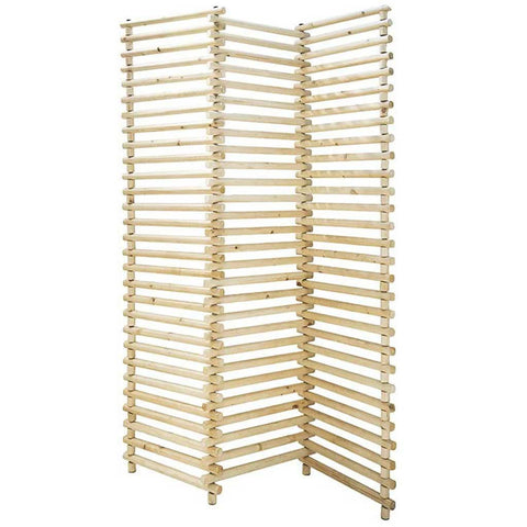 Elba Juniper Wood Room Divider