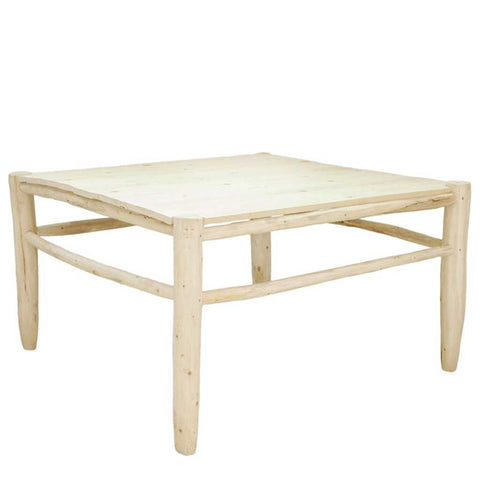Bajadilla Juniper Wood Coffee Table