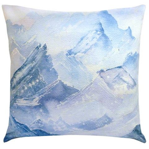 Square Summum Mountains Cushion
