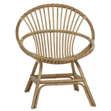 Ives | Rattan Armchair | Natural Rattan