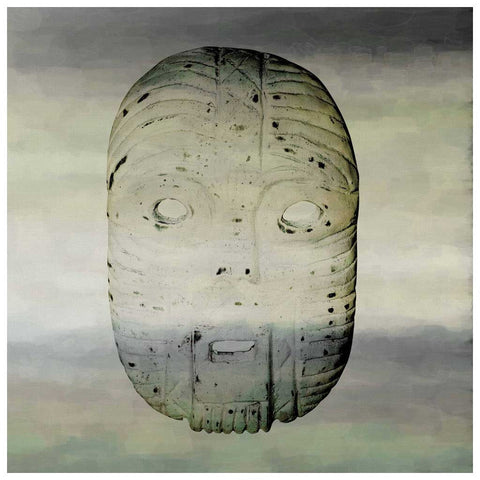 Ancient Mask Canvas