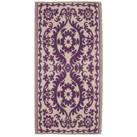 Dark Violet Indoor/Outdoor Rug - 180x90