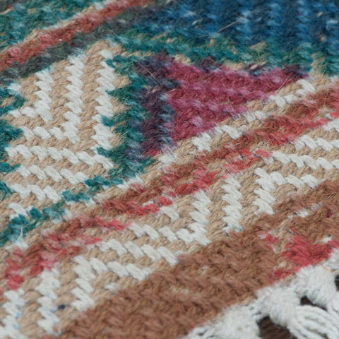 Perse Jute and Cotton Rug