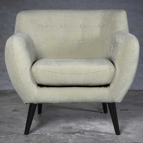 Riva Natural Retro Armchair