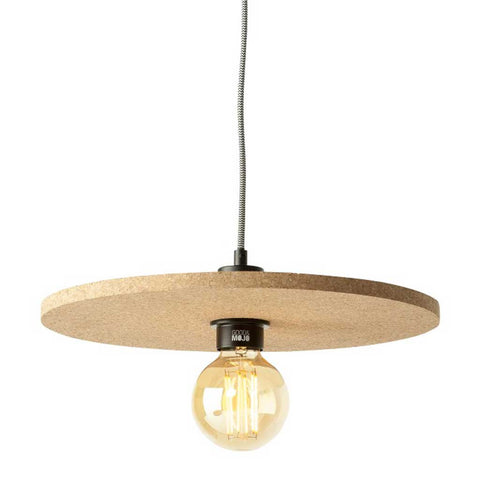 Natural Algarve Cork Pendant Light