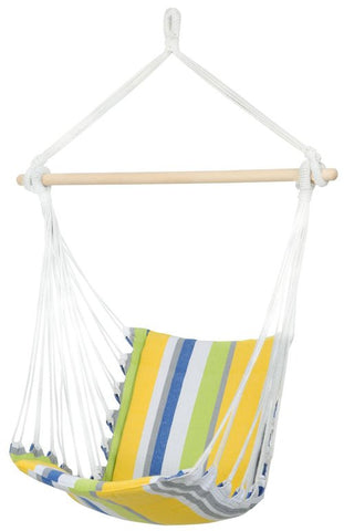 Colorful Hanging Chair Yellow