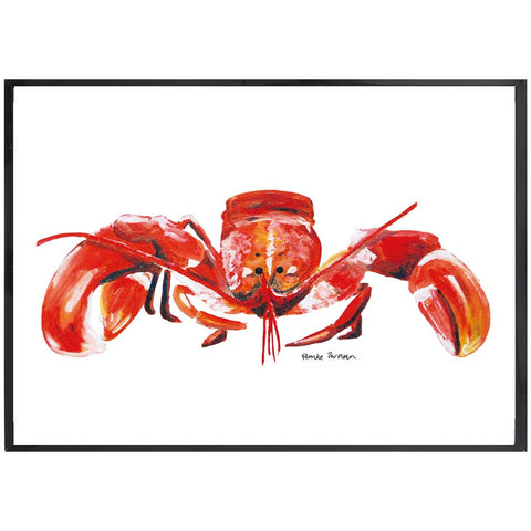 Oceania | Lobster Painting | Sea Life | Art Print