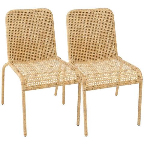 Tobago | Rattan Chairs | Set of 2