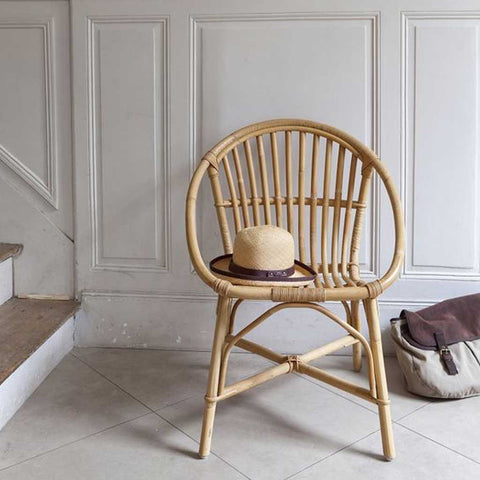 Ives | Rattan chair | Natural Rattan
