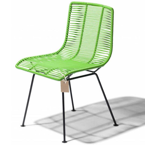 Rosarito Green Dining Chair