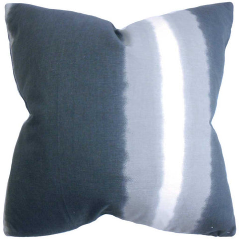 Djuna Stripe Cushion Cover in Grey