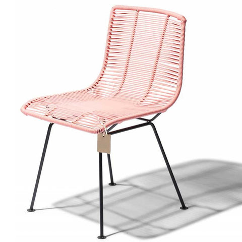 Rosarito Pink Dining Chair