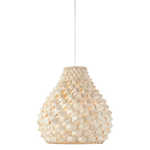 Drop Natural Bamboo Sagano Pendant Light