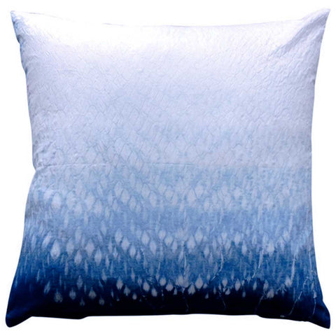 Indigo Tie Dye Cushion Cover