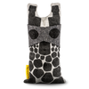 Fidget Giraffe ♥ Organic Fidget Toy ♥ color option: black ♥ MADE BY US