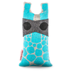 Fidget Giraffe ♥ Organic Fidget Toy ♥ color option: turquoise ♥ MADE BY US