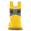 Fidget Giraffe ♥ Organic Fidget Toy ♥ color option: yellow ♥ MADE BY US