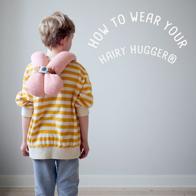 Hairy Hugger® Black