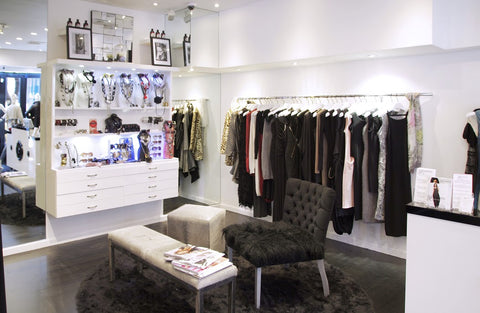 Madonna & Co, NYC  Boutique