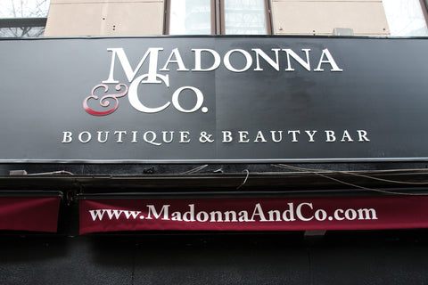 Madonna & Co,  Boutique & Beauty Bar in NYC