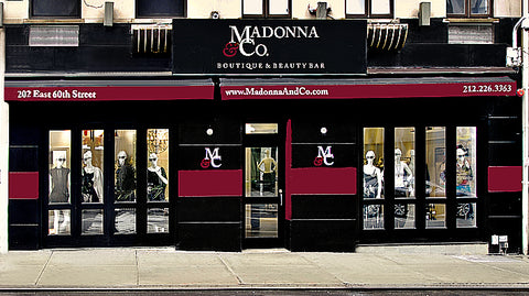 Madonna & Co at 202 East 60th Street, NYC