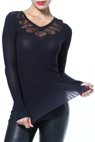 Mock Neck Seamless Second Skin