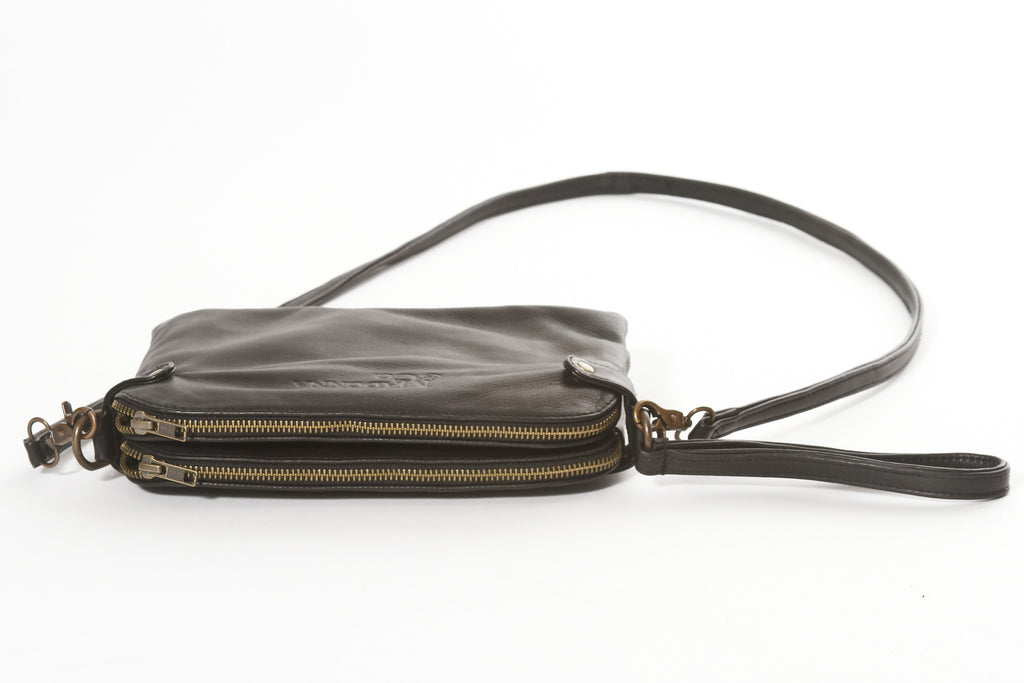 Exclusive Leather Messenger Bag