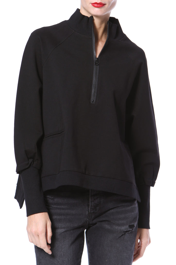 Zip Front Knit
