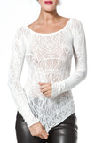 SEAMLESS SECOND SKIN SCOOP NECK - Madonna and Co - 1