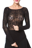 SEAMLESS SECOND SKIN SCOOP NECK - Madonna and Co - 2