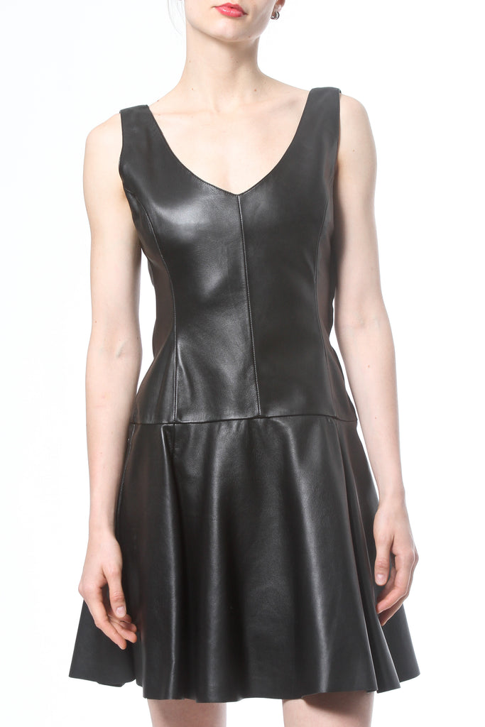 Leather LBD
