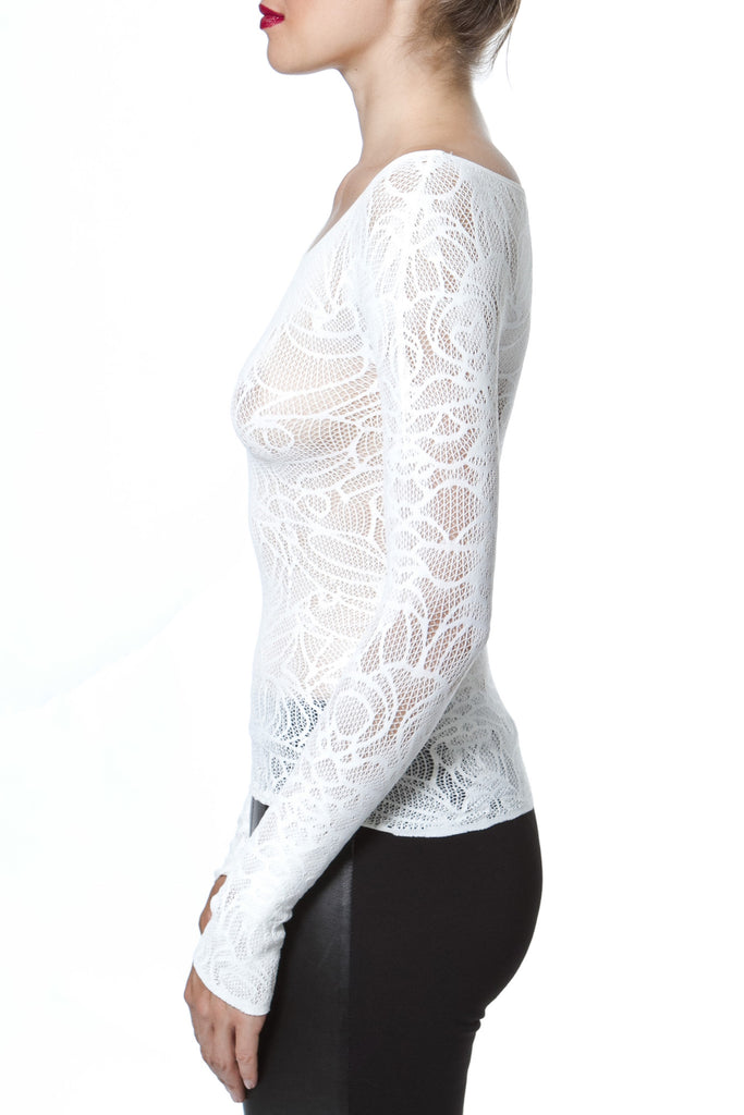 SEAMLESS SECOND SKIN SCOOP NECK - Madonna and Co - 3