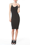 CAMI KNIT MIDI DRESS - Madonna and Co - 1