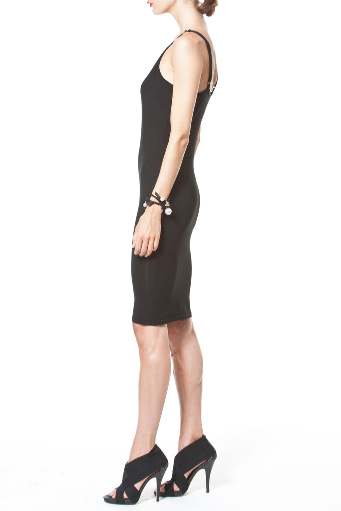 CAMI KNIT MIDI DRESS - Madonna and Co - 3