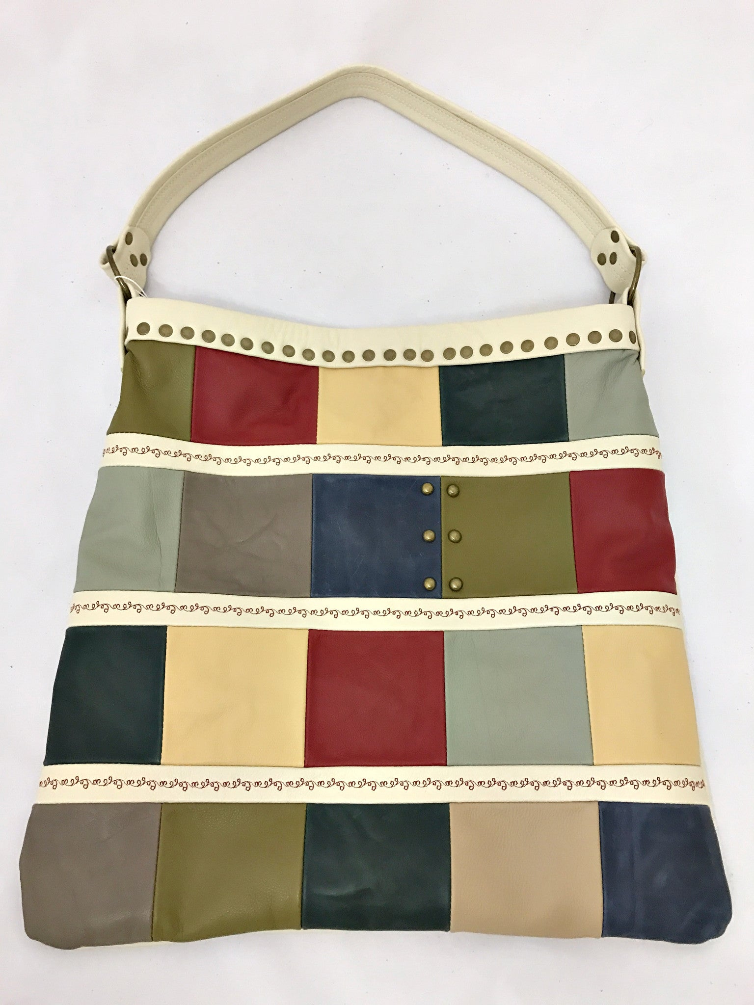 Lined Bright Patchwork Limited Edition Bag